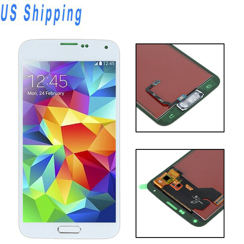 white touch screen digitizer lcd display assembly for apple ipod touch 5 5th gen ebay. Black Bedroom Furniture Sets. Home Design Ideas