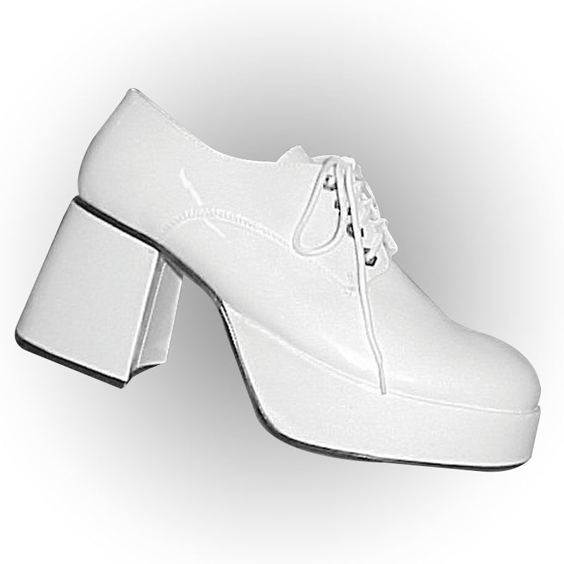 White Platform Shoes