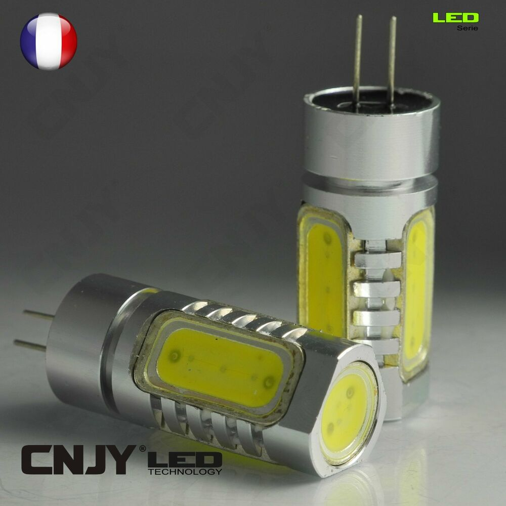 2 ampoule led cnjy hlu 8w culot hp24 type 24w blanc 6000k citroen c5 peugeot5008 ebay. Black Bedroom Furniture Sets. Home Design Ideas
