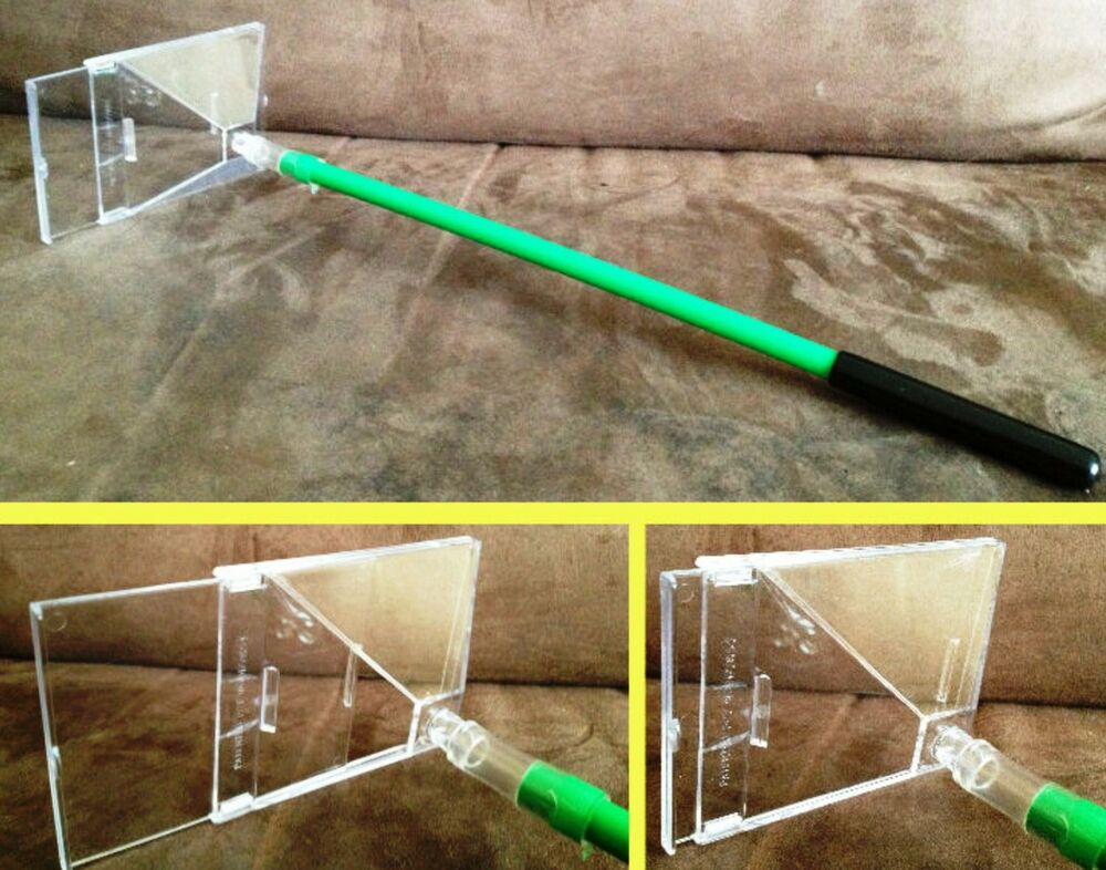Humane Insect Catcher Spider Fly Bug Indoor Trap Catch And
