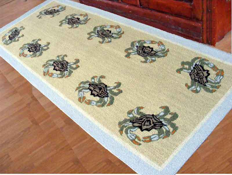 Carpet Runners Kitchen Rugs Floor Runners Area Rugs Nautical Decor ...