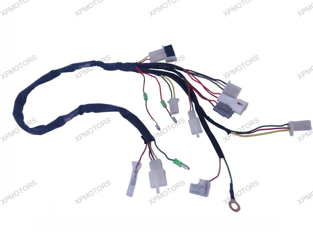 new wire harness wiring assembly for yamaha pw50 pw 50 ebay