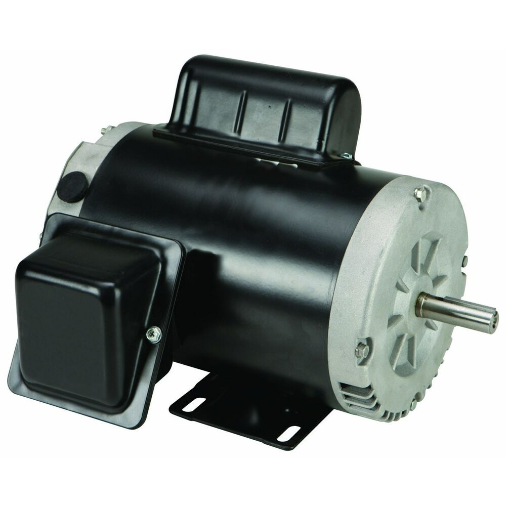 1 2 hp general purpose reversible electric motor 115 230v for One horsepower electric motor