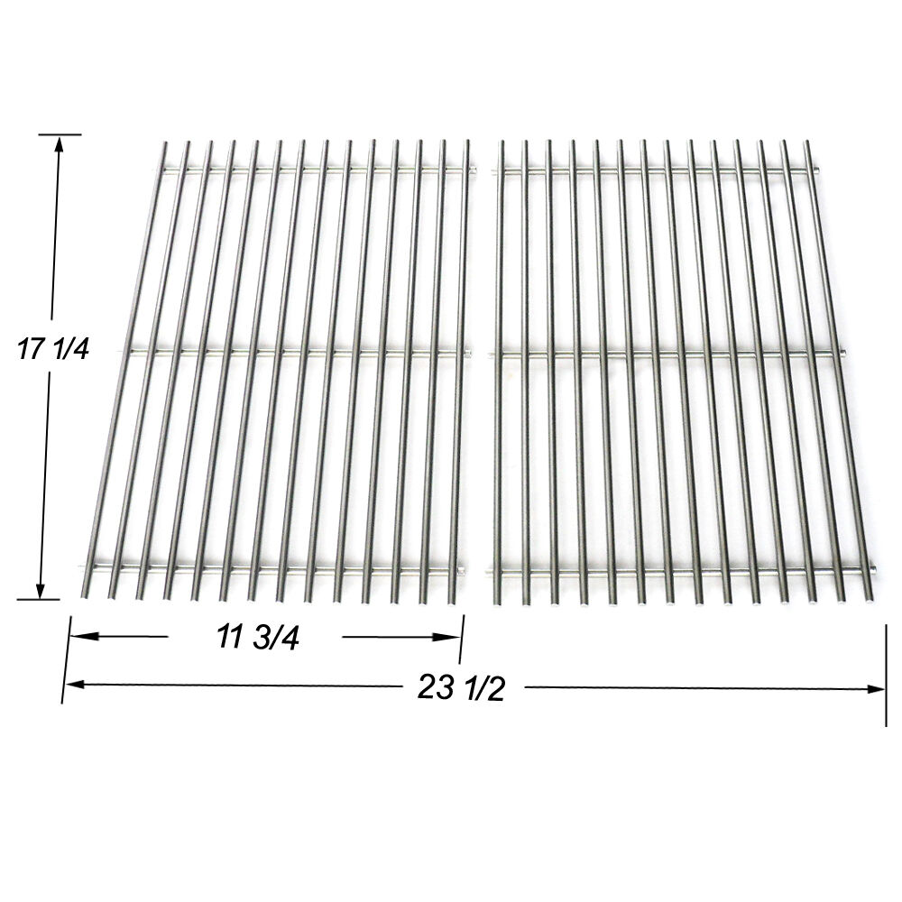 Weber bbq replacement stainless steel cooking grid grate