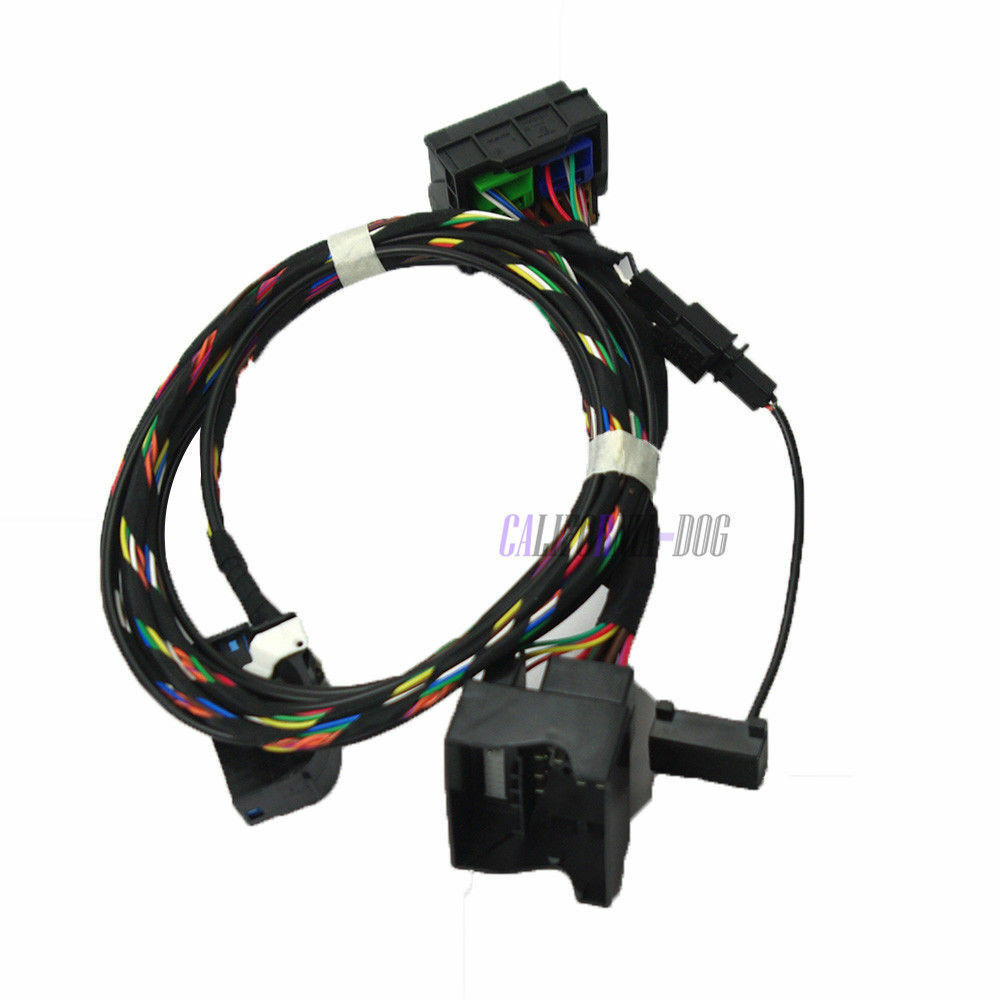 Rcd510 Wiring Harness All Kind Of Diagrams Rcd 510 Diagram 9w2 9w7 9zz Bluetooth Module Cable Direct Plug For Vw Ebay 310