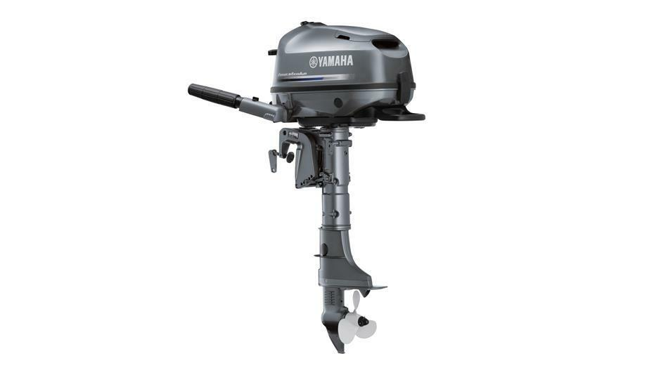 New yamaha f 6 cmhl hp four stroke outboard motor engine for Yamaha 4 stroke outboards