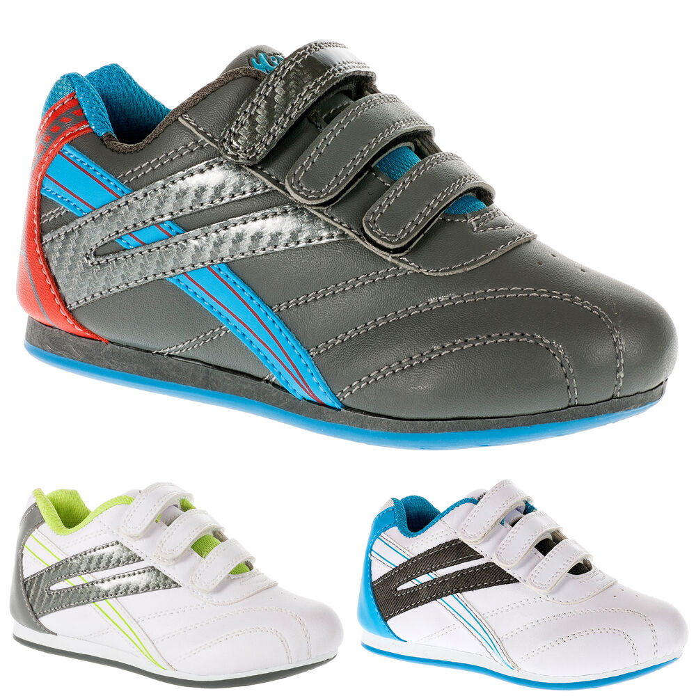 BOYS SHOES KIDS INFANT SKATE TRAINERS BACK TO SCHOOL GIRLS ...