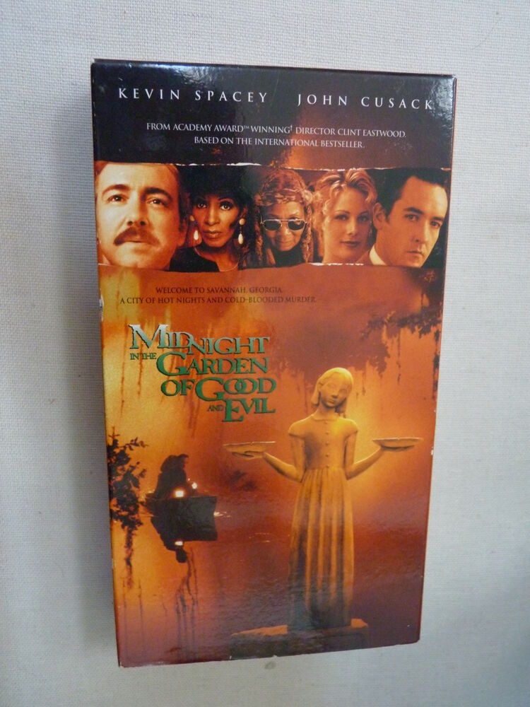 Midnight In The Garden Of Good And Evil Vhs 1998 85391477631 Ebay