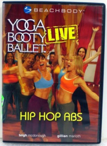 Hip Hop Abs - Dance your Way to Flat Sexy Abs Hip Hop Abs is Shaun T's best selling dance workout program. Using Shaun's revolutionary Absolute Engagement technique, you'll