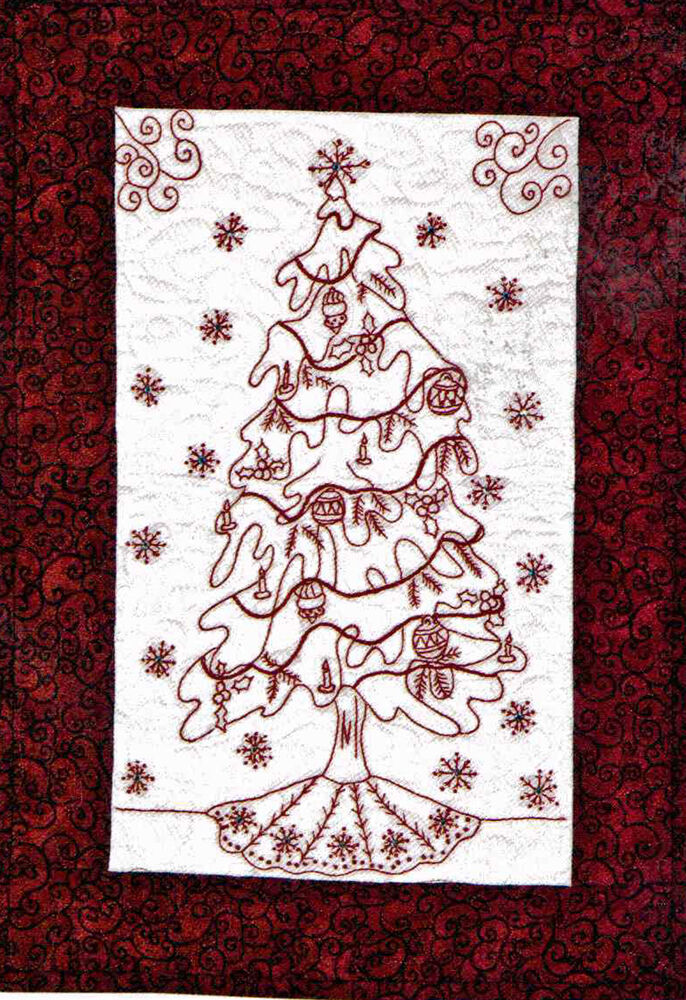 Christmas Redwork Amp Country Quilts 20 Projects Full Size