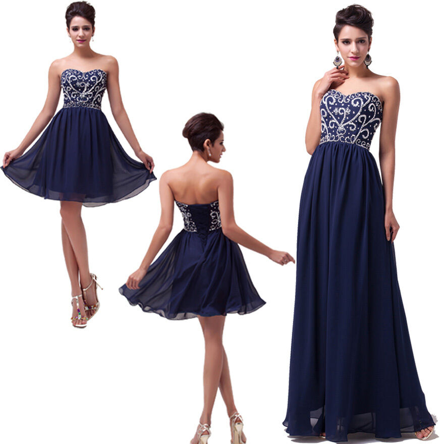 Homecoming Sexy Formal Evening Ball Gown Party Prom ...