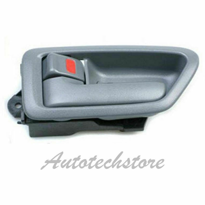 B550 97 01 Toyota Camry Inside Front Or Rear Left Driver Side Door Handle Gray Ebay