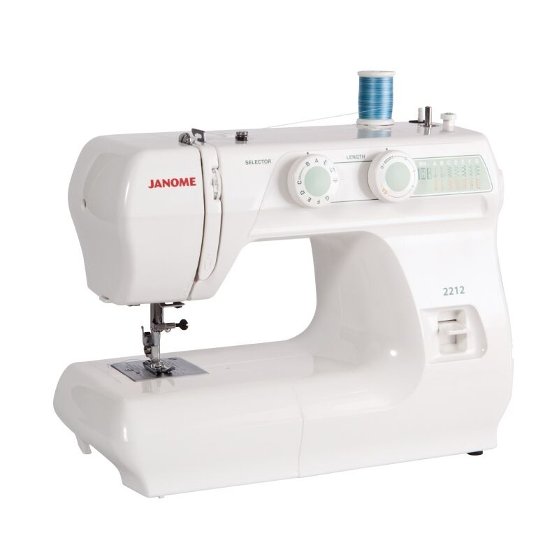 Janome Sewing Machine Model 40 Quilt Beginner BONUS KIT New Janome Sewing Machine Starter Kit