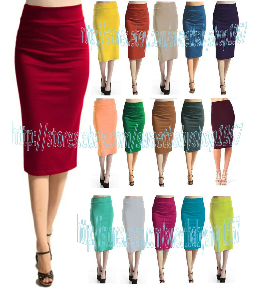 Business Casual Skirt 48