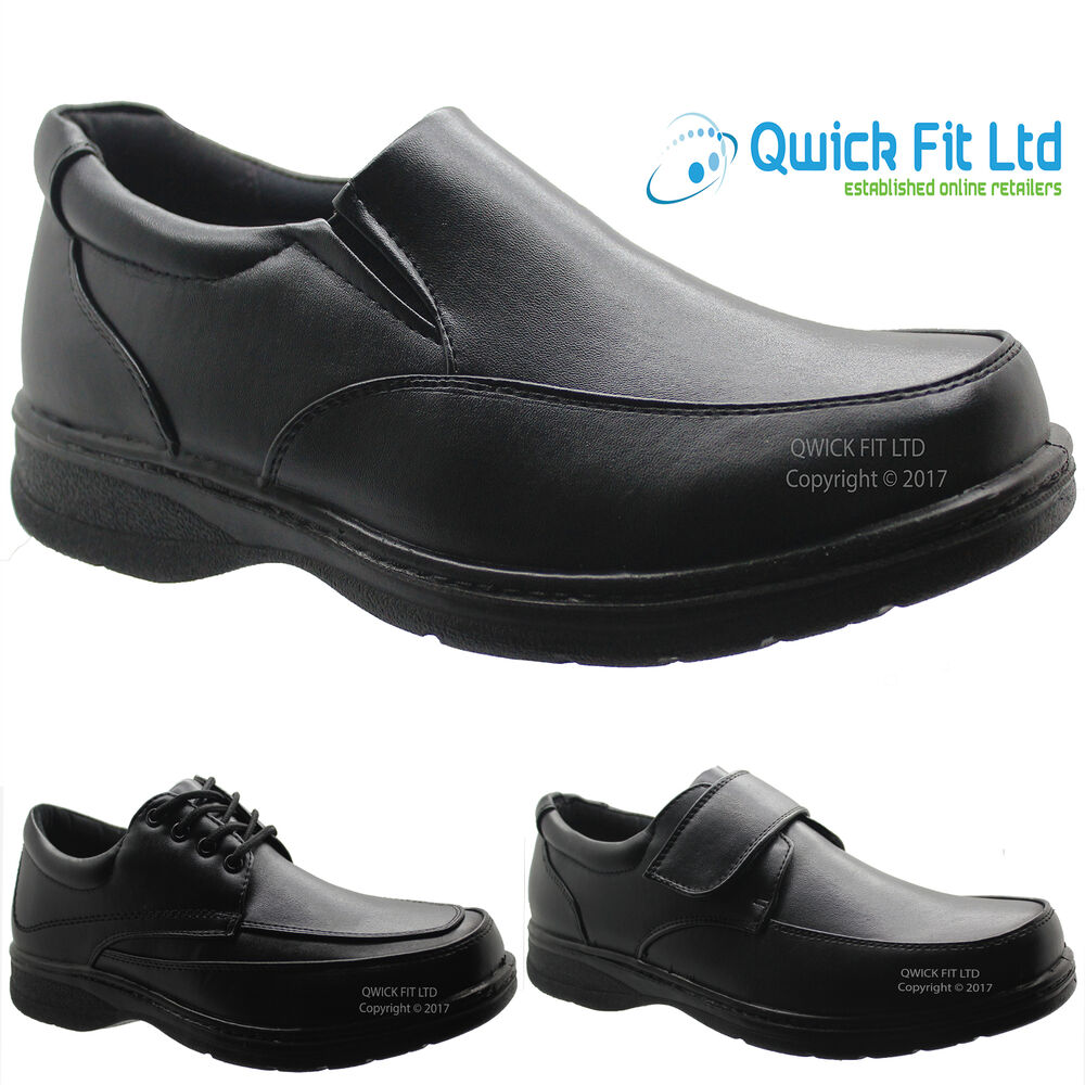 new mens comfort xtra shoes formal dress office work