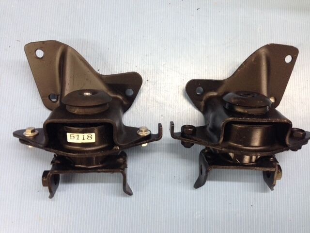 Front Left And Right Engine Mounts 2pcs Set For 87 93 Ford