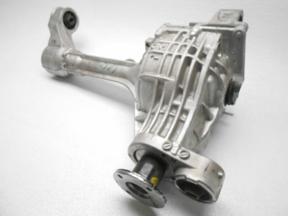 New Oem Front Axle Carrier Differential Xterra Frontier