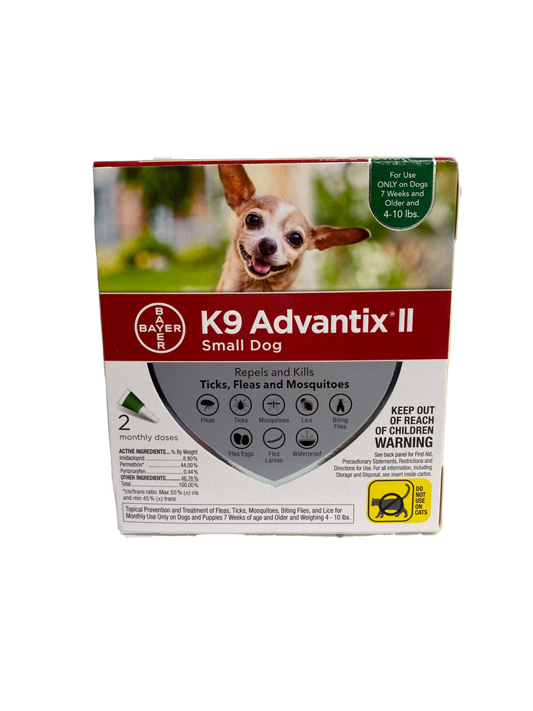 Small Dog Advantix