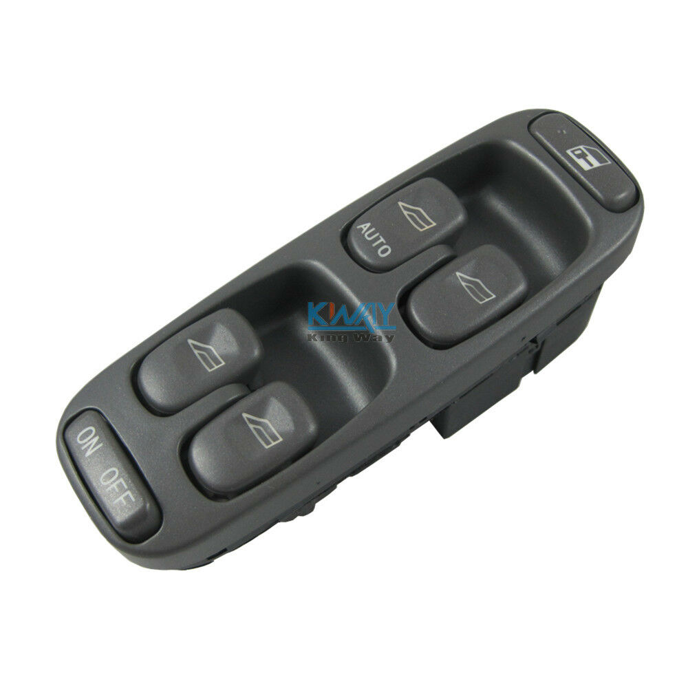 electric power window master control switch for 1998 2000 On 1999 volvo v70 window switch
