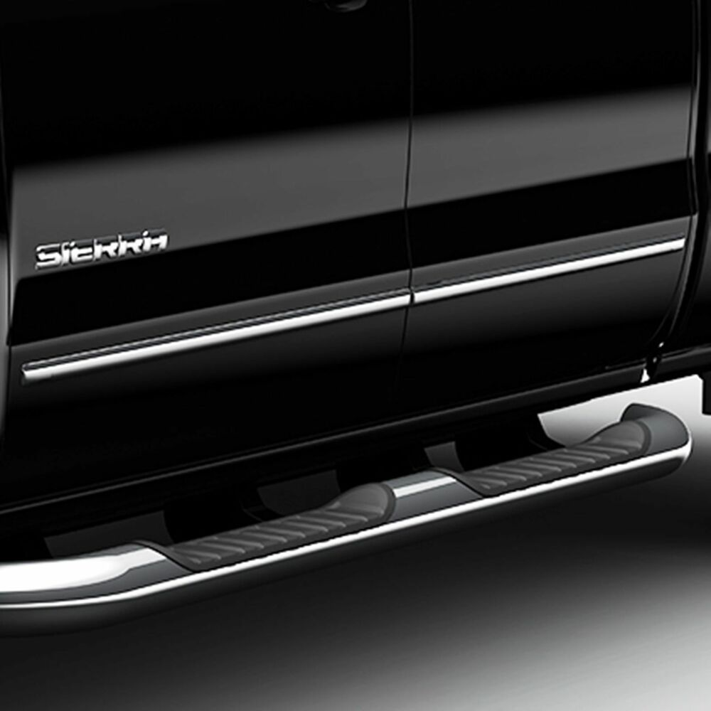 2014-2015 CHROME DOOR MOLDINGS 2014 SILVERADO & SIERRA