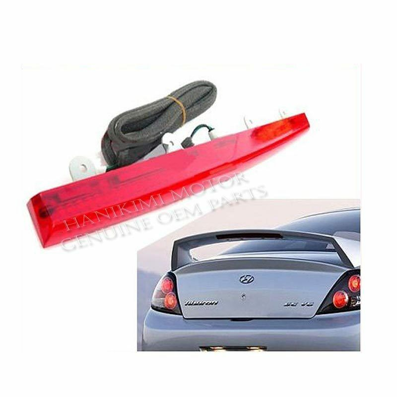 NEW Center High Mount Stop Spoiler LED Light 2003-2008 Hyundai Tiburon / Coupe