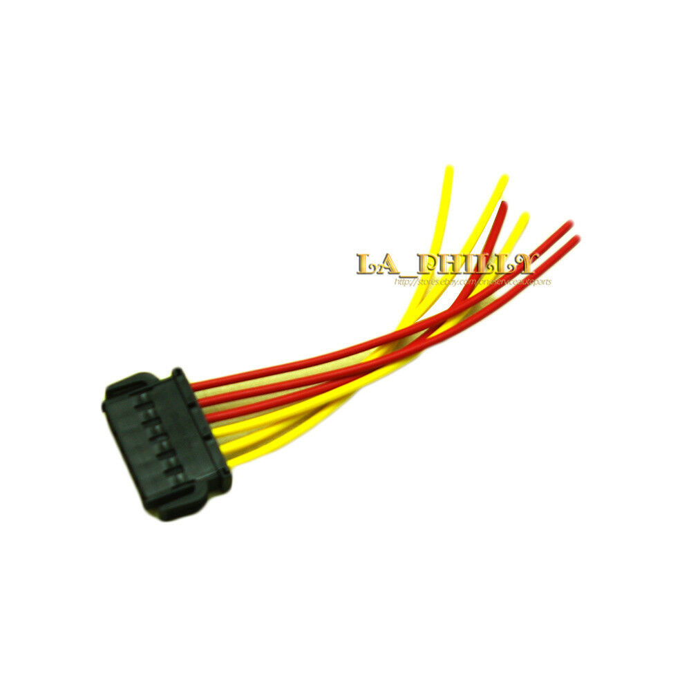 rear tail light lamp wiring harness plug for audi a6 a4 s4. Black Bedroom Furniture Sets. Home Design Ideas