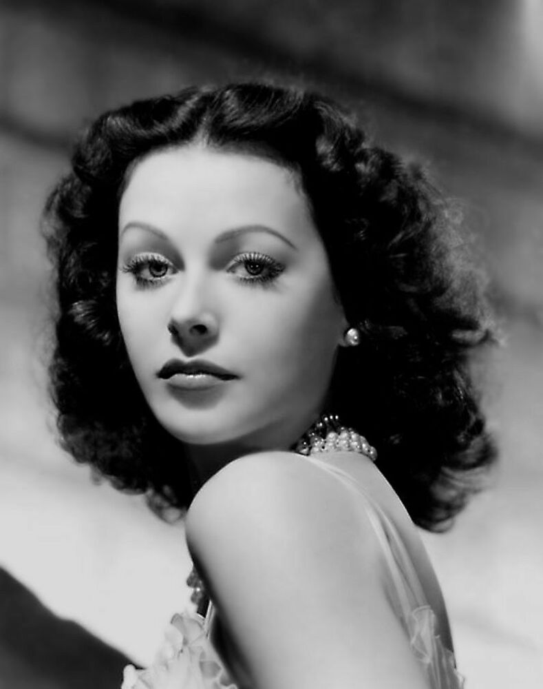 Hedy Lamarr Nude Photos 27