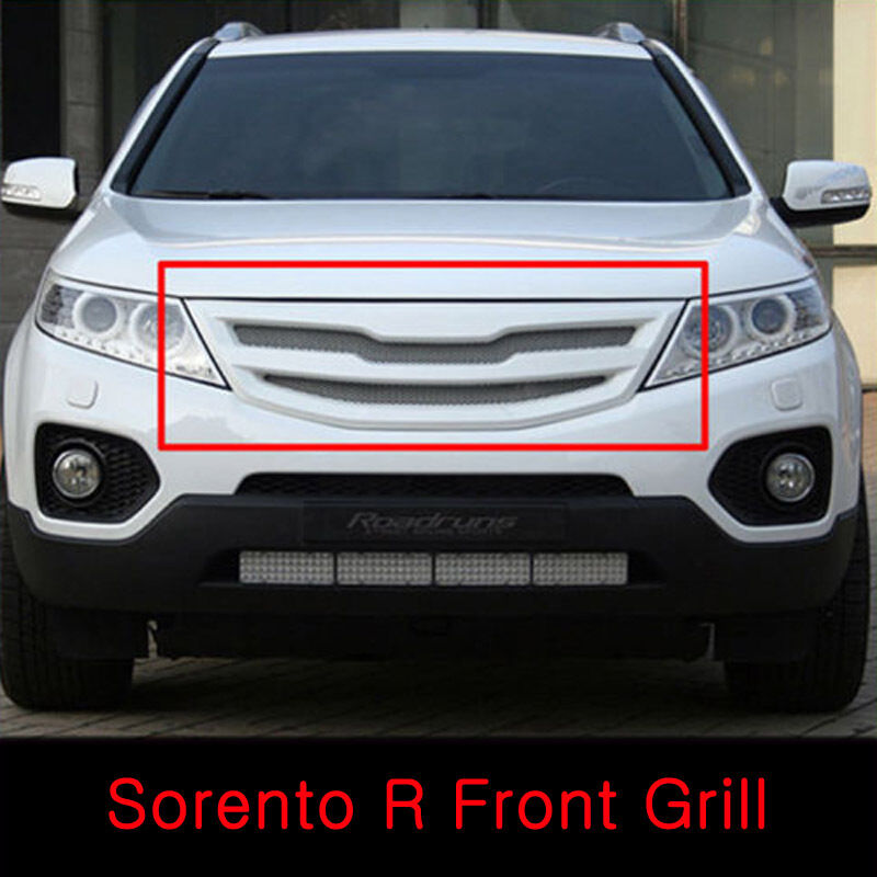 2011 Kia Sorento Accessories: (Fits: KIA 2010-2013 Sorento R) Roadruns NEW Front Hood