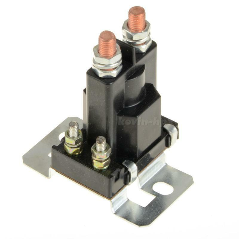 new 500a amp dc 12v high current relay contactor power. Black Bedroom Furniture Sets. Home Design Ideas