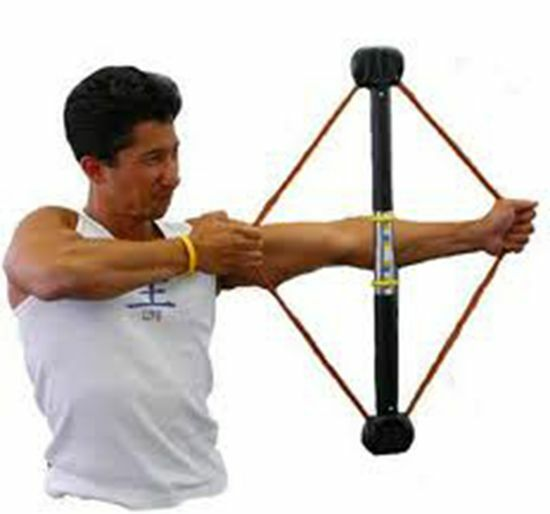 Isometric Exercises Equipment: Archery Bow Exerciser For Isometric