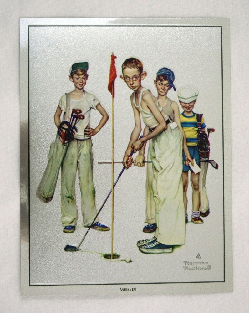 Vintage Norman Rockwell 47