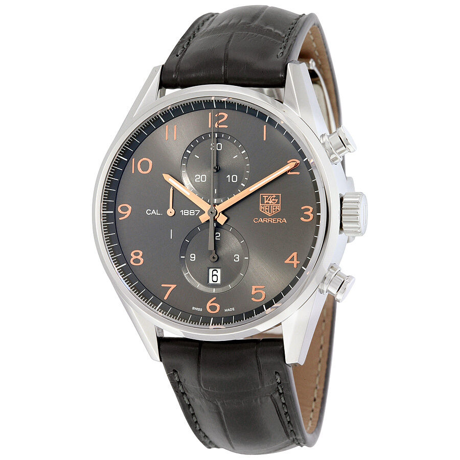 tag heuer carrera caliber 1887 automatic chronograph. Black Bedroom Furniture Sets. Home Design Ideas