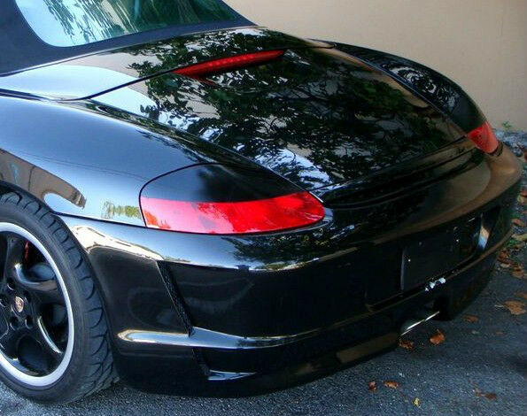 Porsche 986 Boxster Black Tinted Oem Tail Lights New