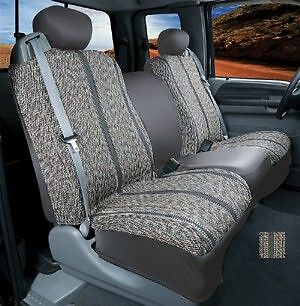 Custom Saddleblanket Bench Seat Cover 1968 1992 Full Size
