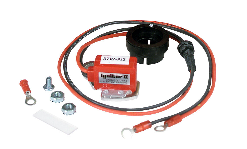 Pertronix Ignitor 2 Ford  Lincoln W  Motorcraft Single Point
