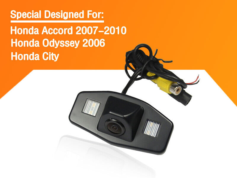 back up camera for honda accord 2007 2010 odyssey 2006 city car rear view camera ebay. Black Bedroom Furniture Sets. Home Design Ideas