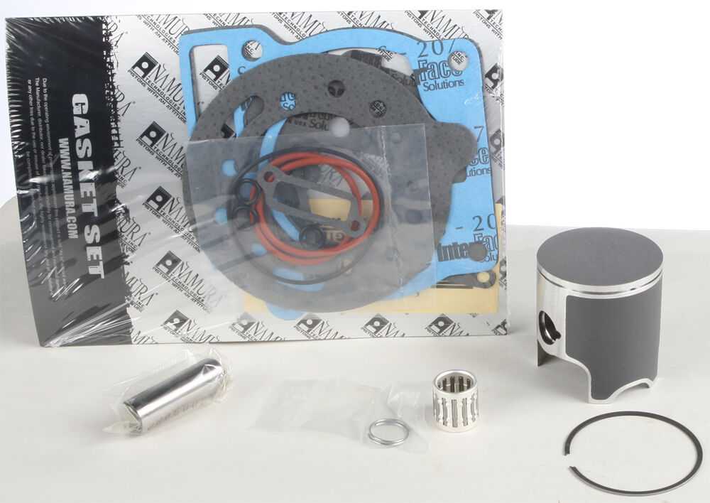 1998 00 ktm 125sx exc namura top end rebuild piston kit rings gaskets bearing c ebay. Black Bedroom Furniture Sets. Home Design Ideas