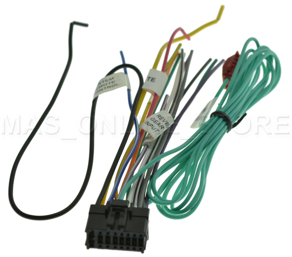 wire harness for pioneer avic x910bt avicx910bt pay today ships today ebay