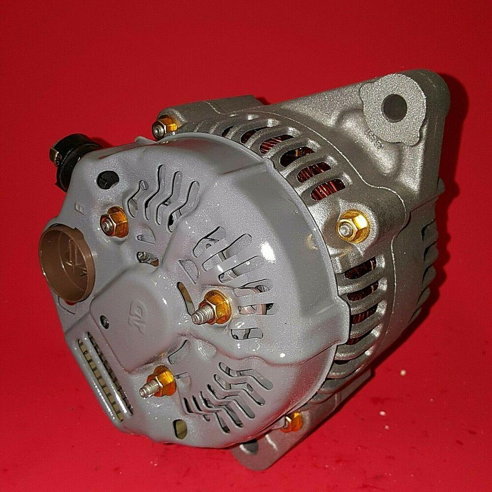 1993 honda accord 2 2 liter 4 cylinder engine alternator for Honda accord 4 cylinder