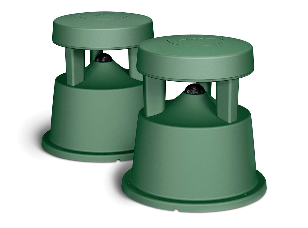 bose free space 51 outdoor in ground speakers green ebay. Black Bedroom Furniture Sets. Home Design Ideas