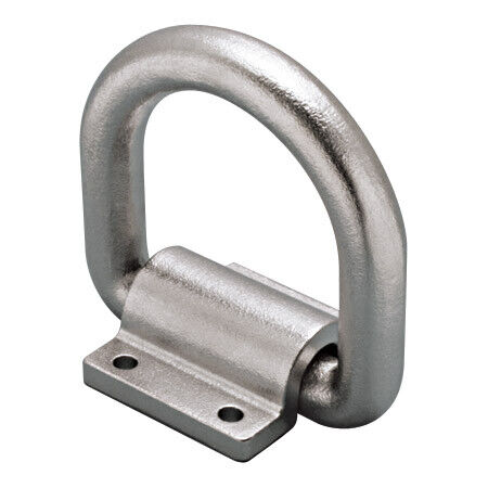 Bolt On Tie Downs : Stainless tie down lashing ring quot bolts on with d