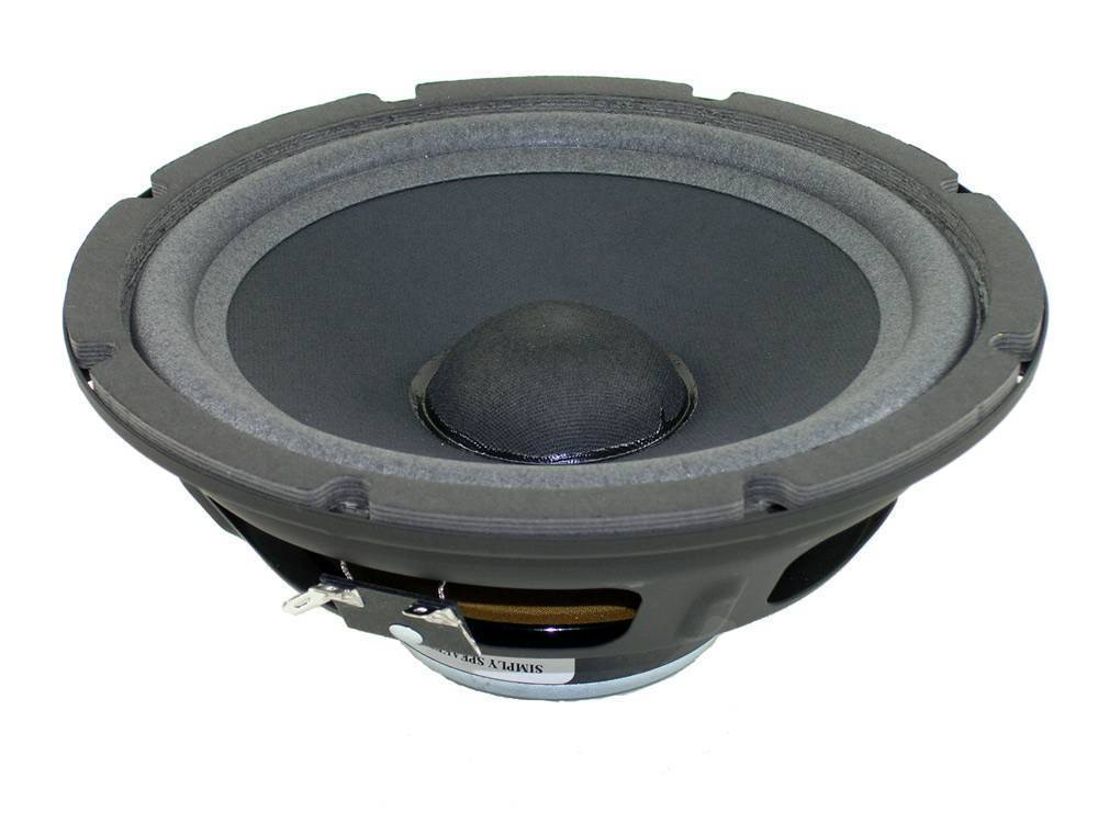 how to tell ohm of speaker