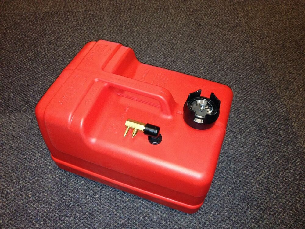 S L on Fuel Tank For Mercury Outboard Motor Parts
