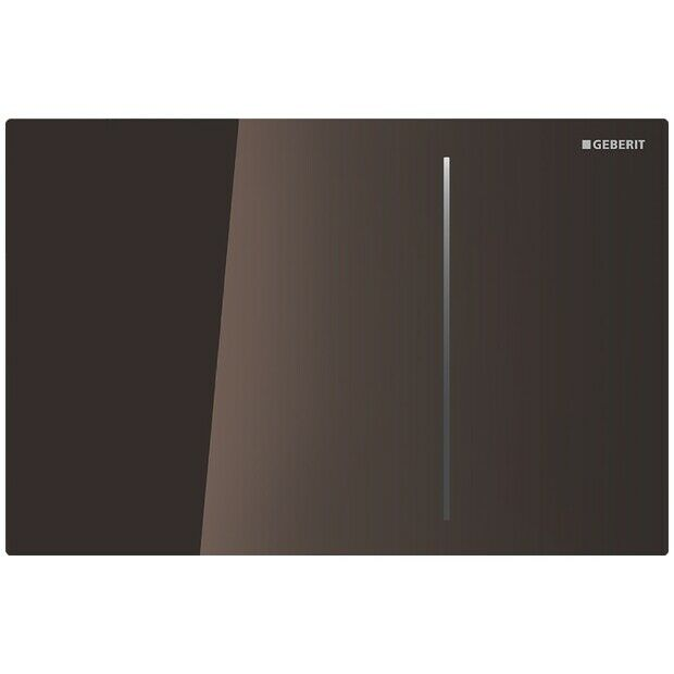 geberit sigma 70 bet tigungsplatte glas umbra dr ckerplatte 115620sq1 ebay. Black Bedroom Furniture Sets. Home Design Ideas