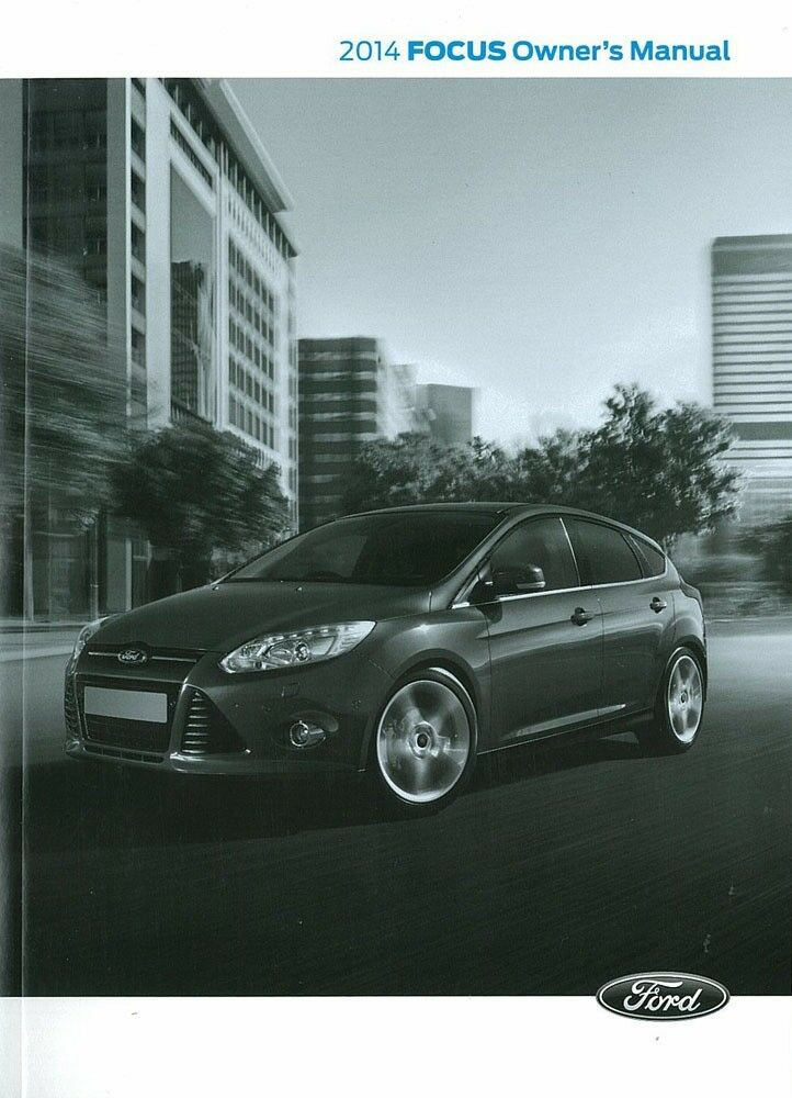 ford focus owners manual user guide reference