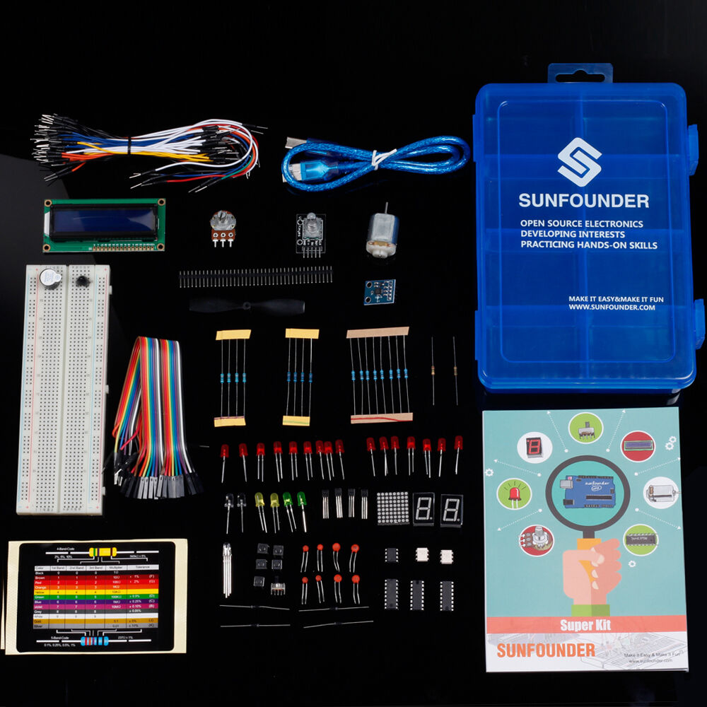 ADAFRUIT WAVE SHIELD FOR ARDUINO KIT - Lees