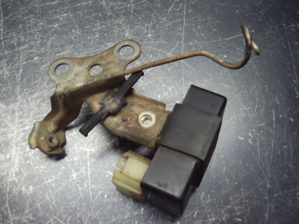 1986 86 Honda Xr 600 R Xr600r Xl Xt Oem Cdi Brain Ignition Box Computer Wiring