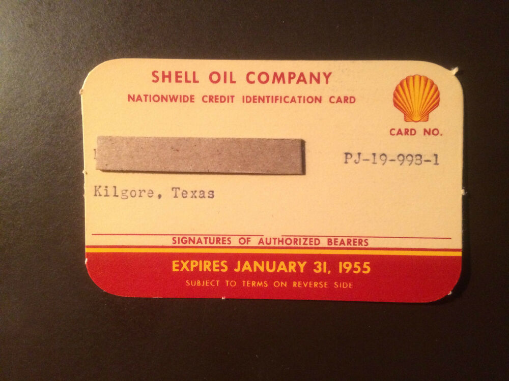 Credit Card Machine Providers Shell Oil Company Credit Card