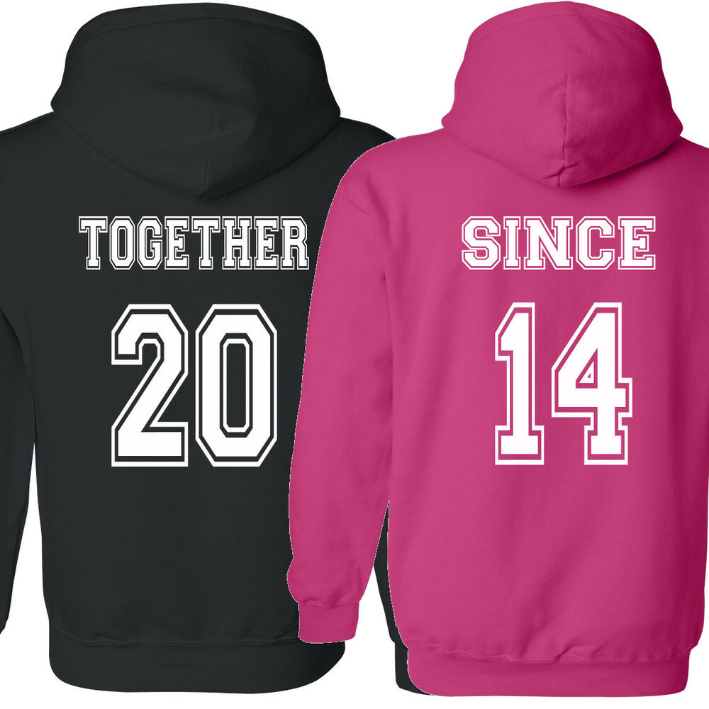 Hoodies for couples
