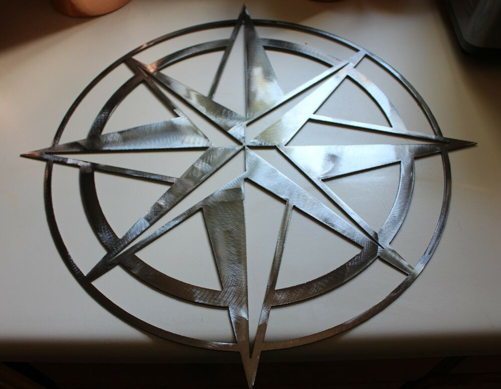 nautical metal wall decor nautical metal wall 20 quot silver polished steel ebay 564